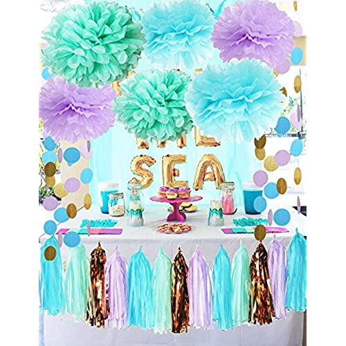 A Under The Sea Baby Shower Party Supplies Amazon