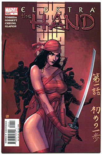 (ELEKTRA; The HAND #1 2 3 4 5, NM+, Sai, Martial Arts, Yoshida, more in our store)