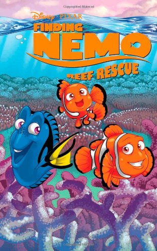 Finding Nemo: Reef Rescue