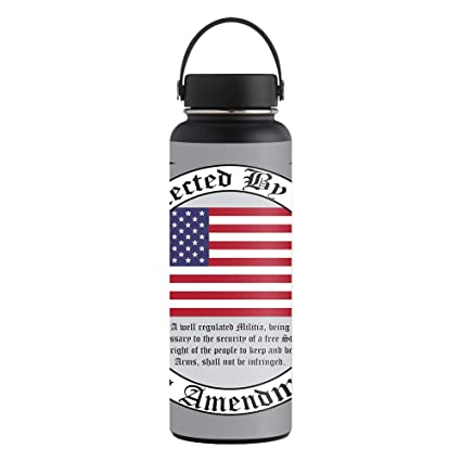 c267bbb4a9e9 Amazon.com  MightySkins Skin for Hydro Flask 40 oz. Wide Mouth - 2nd ...