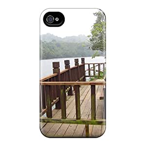 Luoxunmobile333 Snap On Hard Cases Covers Take A Seat Beside The Lake Protector For Iphone 6plus
