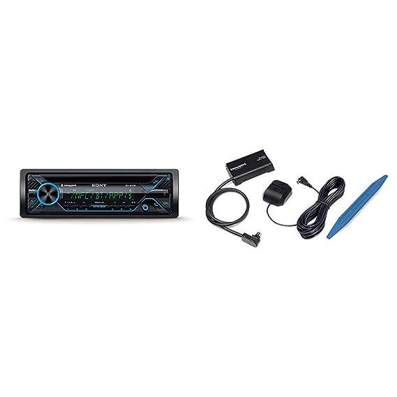 Sony Hi-Power Bluetooth In-Dash CD/AM/FM/SiriusXM Ready Car Stereo