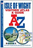 img - for Isle of Wight Visitors Atlas & Guide book / textbook / text book