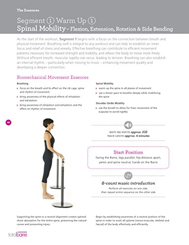 Merrithew Total Barre Foundation Manual by Merrithew (Image #3)