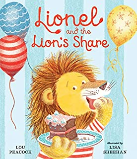 Book Cover: Lionel and the Lion's Share