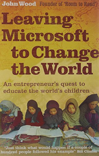 Leaving Microsoft To Change The World: An Entrepreneur