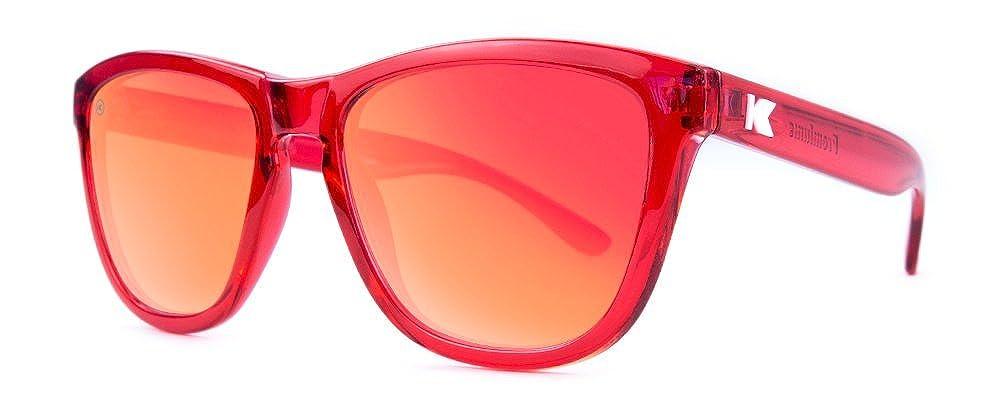 Gafas de sol Knockaround Premium Monochrome Red