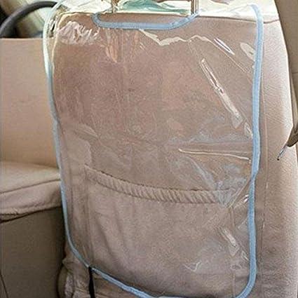 Alfombrillas de pl/ástico para asiento trasero de coche de la marca Gasignabe