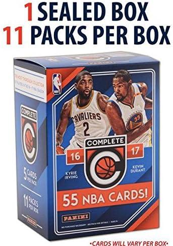 Black NBA All Teams 2016//17 Panini Complete Basketball Blaster Box Small