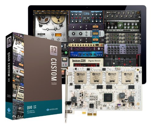 Chassis Packages (Universal Audio UAD-2 QUAD Custom PCIe DSP Accelerator Package)