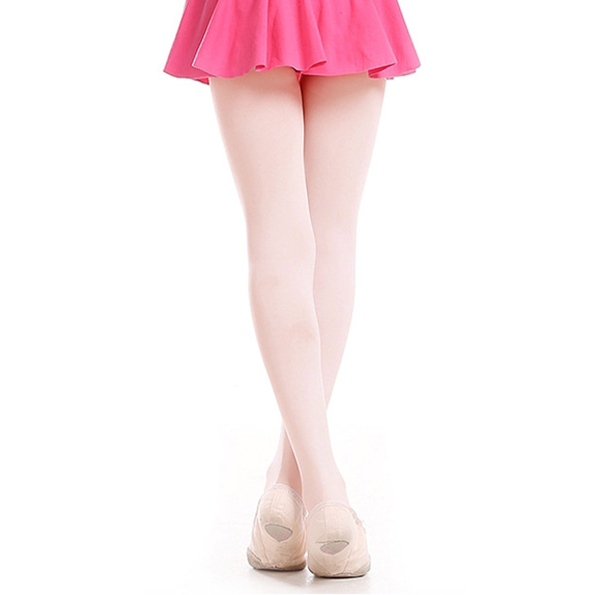 Toddler//Kids//women Girls Ultra Soft Pro Dance Tights Ballet Footed Tight Daily Student Tights