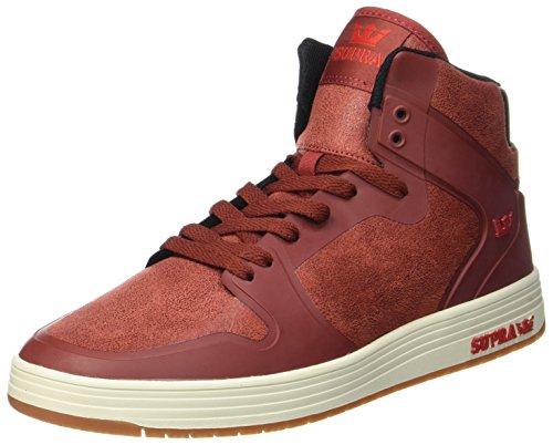 Supra Vaider 2.0, Sneaker Uomo Rot (Brick-bone)