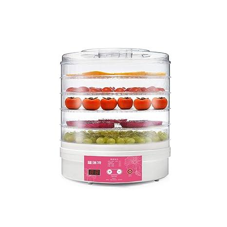 Temporización Inteligente como deshidratador de Alimentos, 5 ...