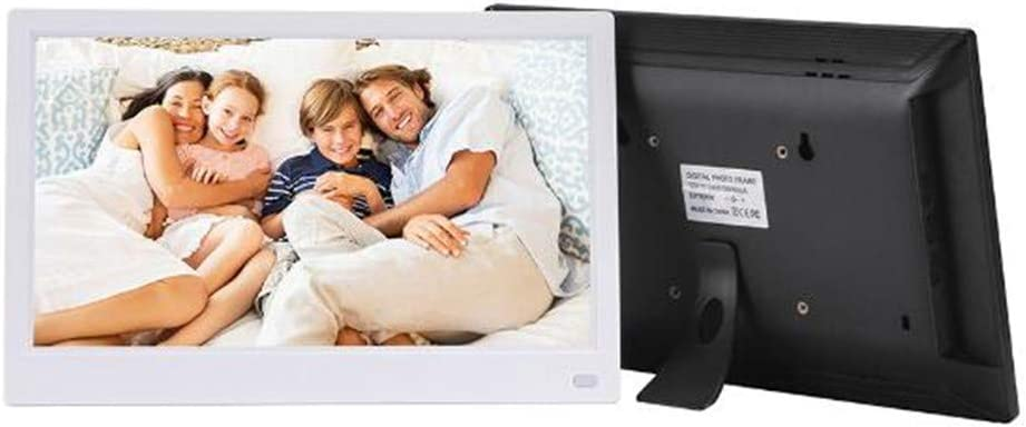 ZQG BEAUTEY Digital Photo Frame 11.6-inch Electronic Digital Photo Frame 1920X1080 Screen and Motion Sensor