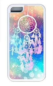 iPhone 5c case, Cute Dream Dreamcatcher iPhone 5c Cover, iPhone 5c Cases, Soft Whtie iPhone 5c Covers