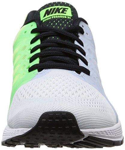 Nike Air Zoom Pegasus 31 - Zapatillas de running de sintético para hombre Grau