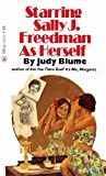 Starring Sally J. Freedman as Herself, Judy Blume, 0440982391