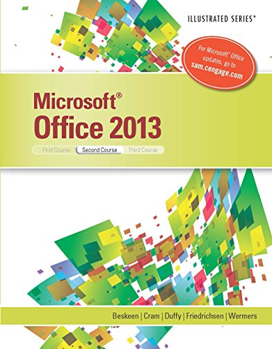 Download Microsoft Office 2013: Illustrated, Second Course Pdf