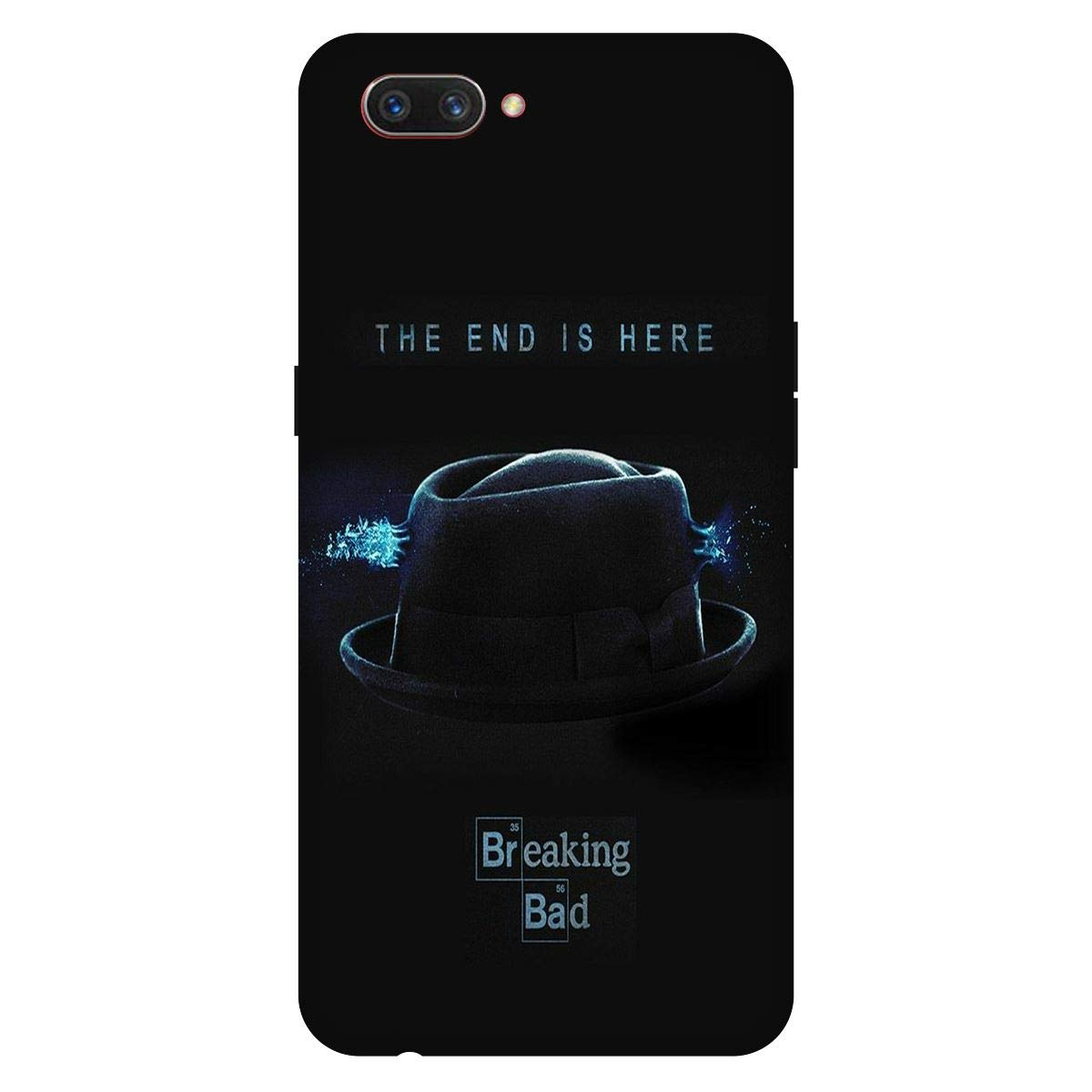 Msc The End Is Here Breaking Bad Hard Polycarbonate Amazon
