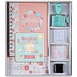 Toga Kit de Scrapbooking Hiver Poudré, Autre, Multicolore, 31 x 32 x 1 cm