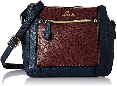 Lavie Jeffrey Women's Sling Bag (Blue) (Numbers 1)