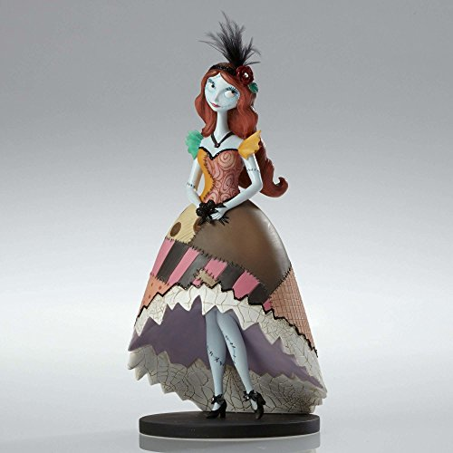 Enesco Disney Showcase The Nightmare Before Christmas Sally Stone Resin Figurine ()