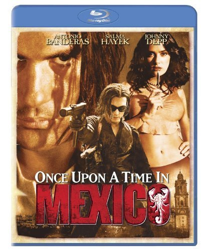 Once Upon a Time in Mexico [Blu-ray] by Sony Pictures Home Entertainment