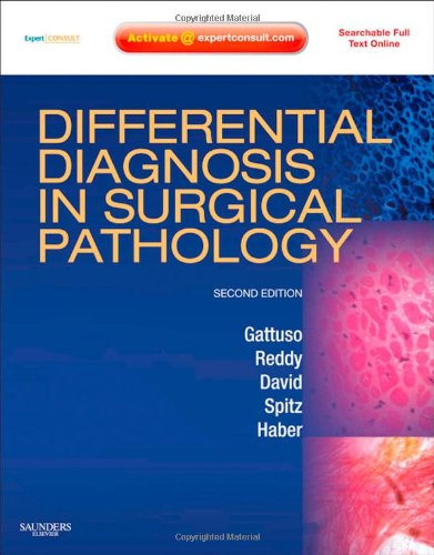 Differential Diagnosis in Surgical Pathology: Expert Consult - Online and Print, 2e