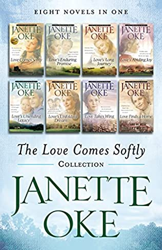 book cover of The Love Comes Softly Collection