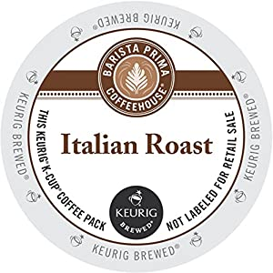 Barista Prima Coffeehouse Coffee, Keurig K-Cups, 24 Count by Barista Prima