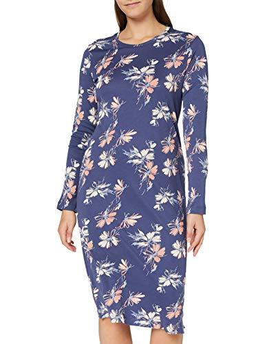 Schiesser Nachthemd 1/1 Arm, 110cm dames nachthemd