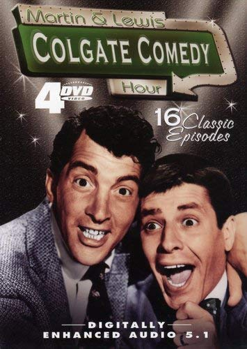Martin and Lewis Colgate Comedy Hour 16