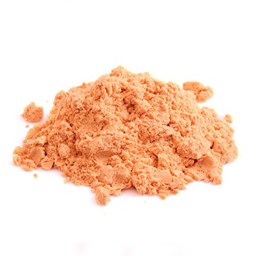 (Sensory Sand 2.2lbs (1kg) - ECO friendly, Orange)