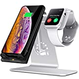 Bestand 2 in 1 Phone Wireless Charging Stand Apple Watch Charging Stand Holder