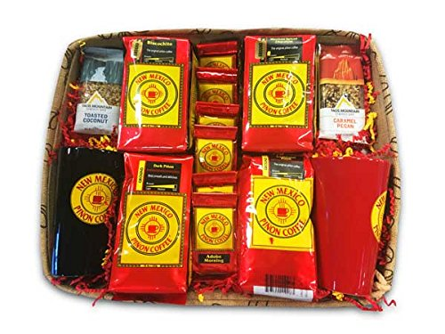 New Mexico Piñon Coffee, Coffee Lovers' Gift Box