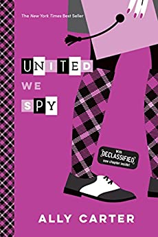 United Spy Gallagher Girls Book ebook product image