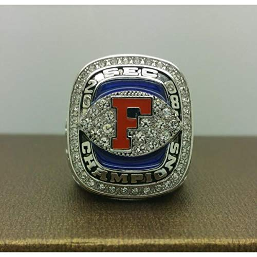 College World Series 2008 - World Class Rings Special Edition Florida Gators College Football SEC Championship Ring (2008) - Premium Series