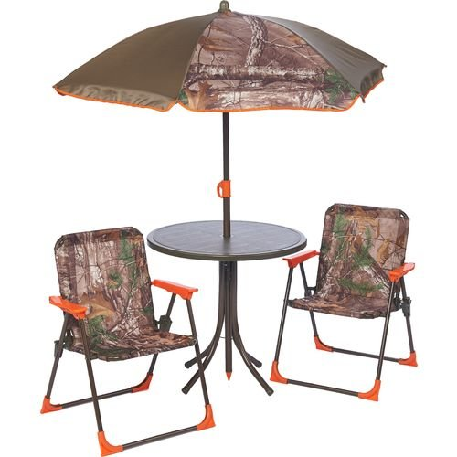 Mosaic Kids' Realtree Xtra® Camo 4-piece Patio Set by Mosaic Kids' Realtree Xtra (Image #2)