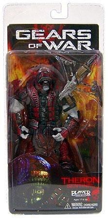 NECA Gears of War Theron Guard (Helmet) Series 2 Action Figure (Gears Of War Helmet)