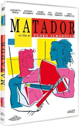 Matador [DVD]: Amazon.es: Assumpta Serna, Antonio Banderas ...