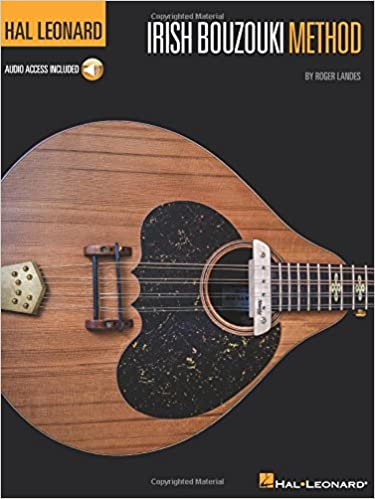 Hal Leonard Irish Bouzouki Method (book/cd)
