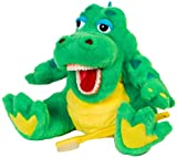 StarSmilez Oral Health Presentation Puppet Al E Gator Educational Plush