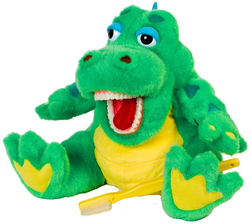Oral Assist (Oral Health Presentation Puppet Al E Gator Educational Plush)