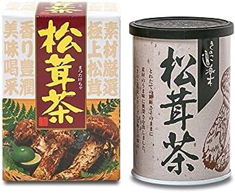 松茸茶(80g)/まつたけ茶 お茶 極上マツタケ 通販//