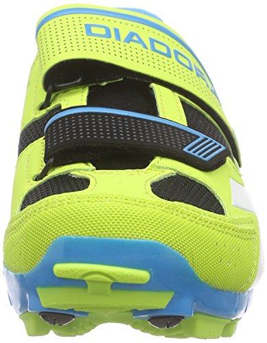 Phantom Diadora Gelb Zapatillas Blu Amarillo Adulto de Lime X Punch Fluo6035 II Unisex Ciclismo q5AzgA