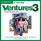 Ventures Level 3 Class Audio CDs (2)