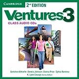 Ventures Level 3 Class Audio CDs (2)