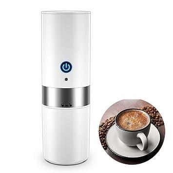 Amazon.com: Máquina de café espresso portátil, máquinas de ...