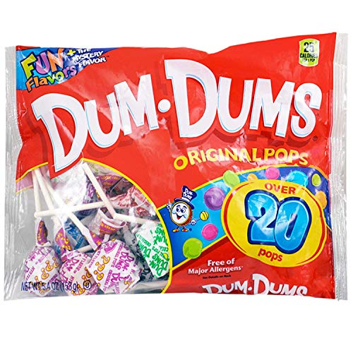 Dum-dums Original Pops 2 PACK]()