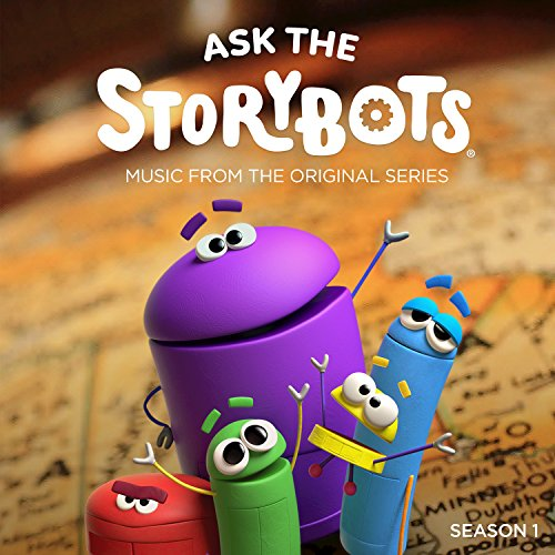 Ask The StoryBots: Season 1 (M...